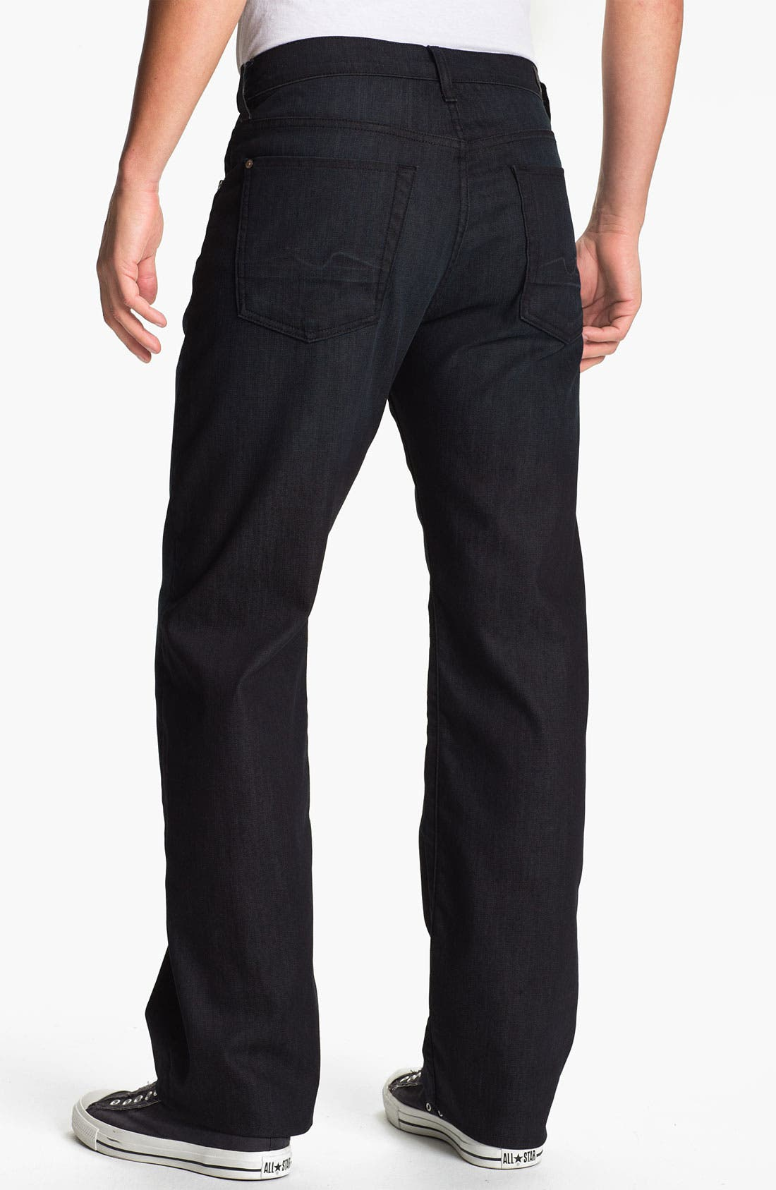 Alternate Image 1 Selected - 7 For All Mankind® 'Austyn' Relaxed Fit Jeans (Baileyville)