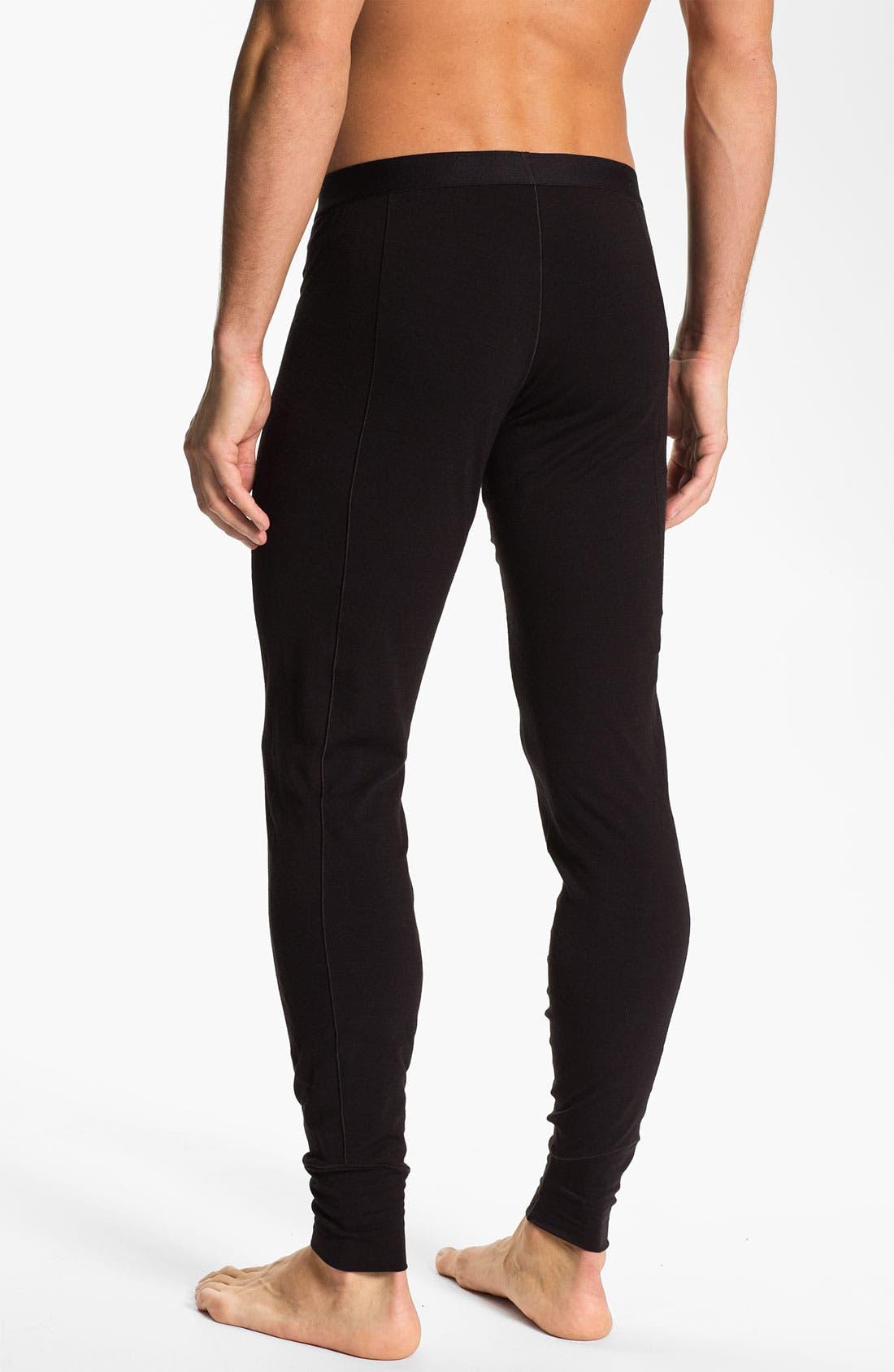Alternate Image 2  - Patagonia 'Merino® 2' Base Layer Pants (Online Only)