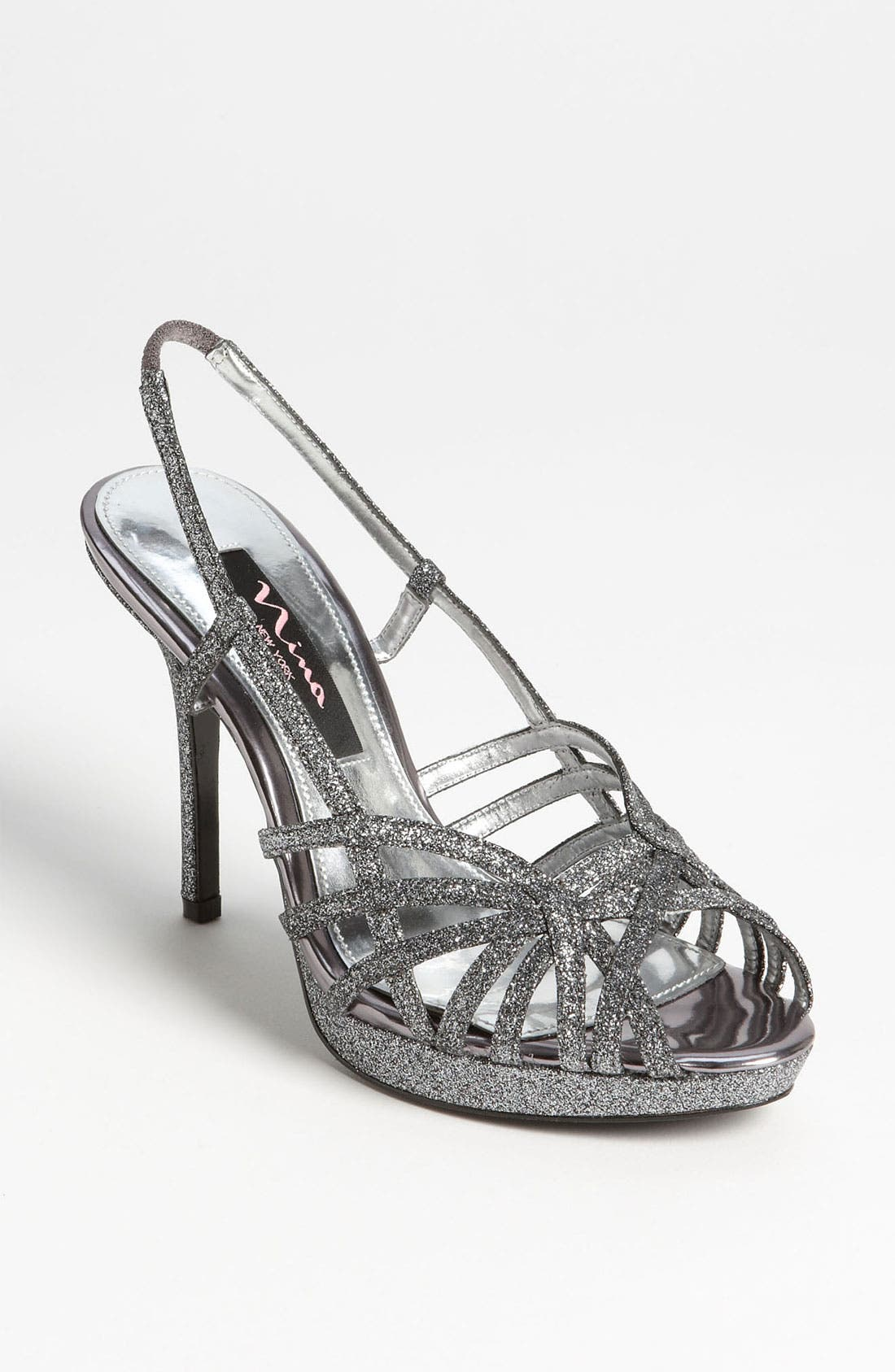 Alternate Image 1 Selected - NINA FONDA STRAPPY SANDAL
