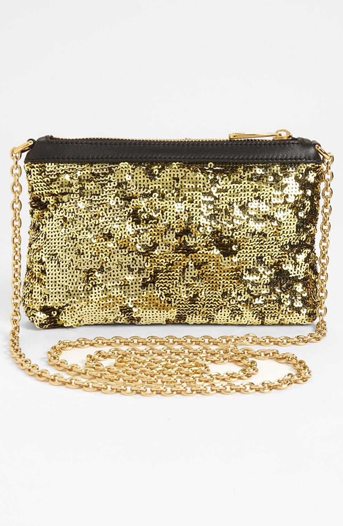 Alternate Image 4  - Dolce&Gabbana 'Miss Mini' Sequin Crossbody Bag