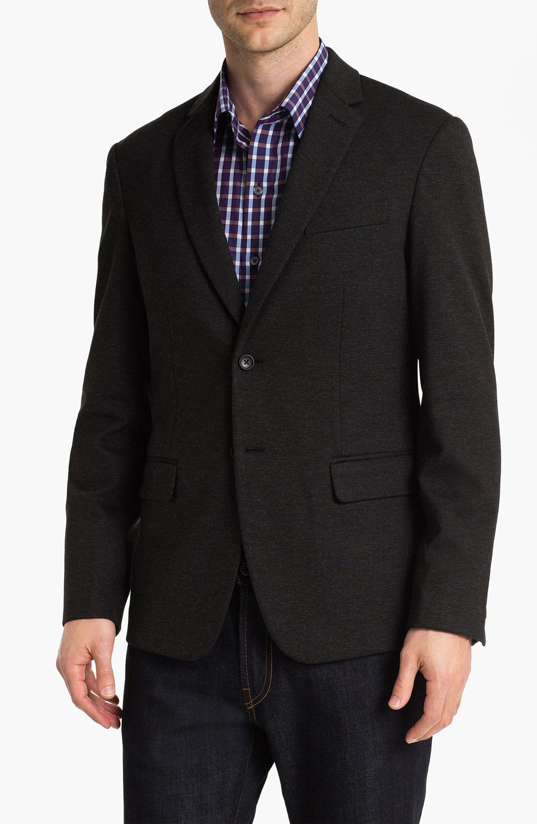 Alternate Image 1 Selected - Calibrate 'Endell' Knit Sportcoat