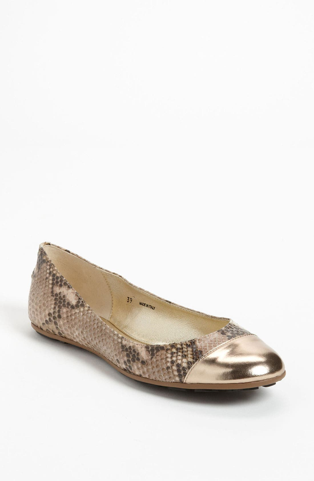 Alternate Image 1 Selected - Jimmy Choo 'Whirl' Ballet Flat