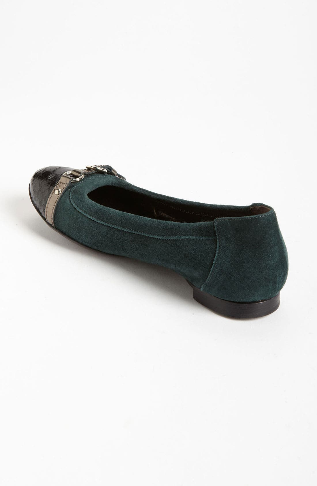 Alternate Image 2  - AGL Cap Toe Ballerina Flat (Women)