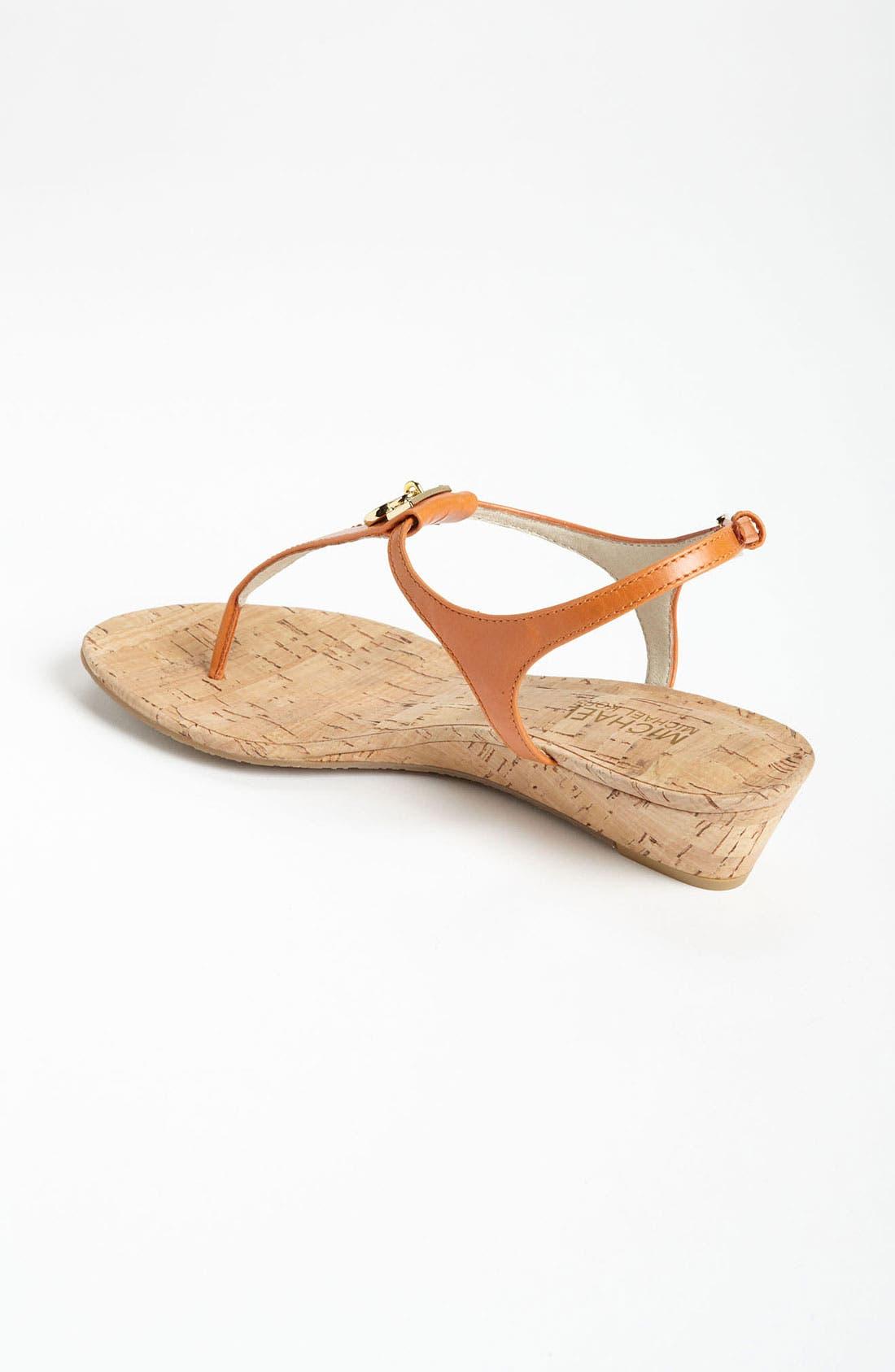 Alternate Image 2  - MICHAEL Michael Kors 'Hamilton' Sandal