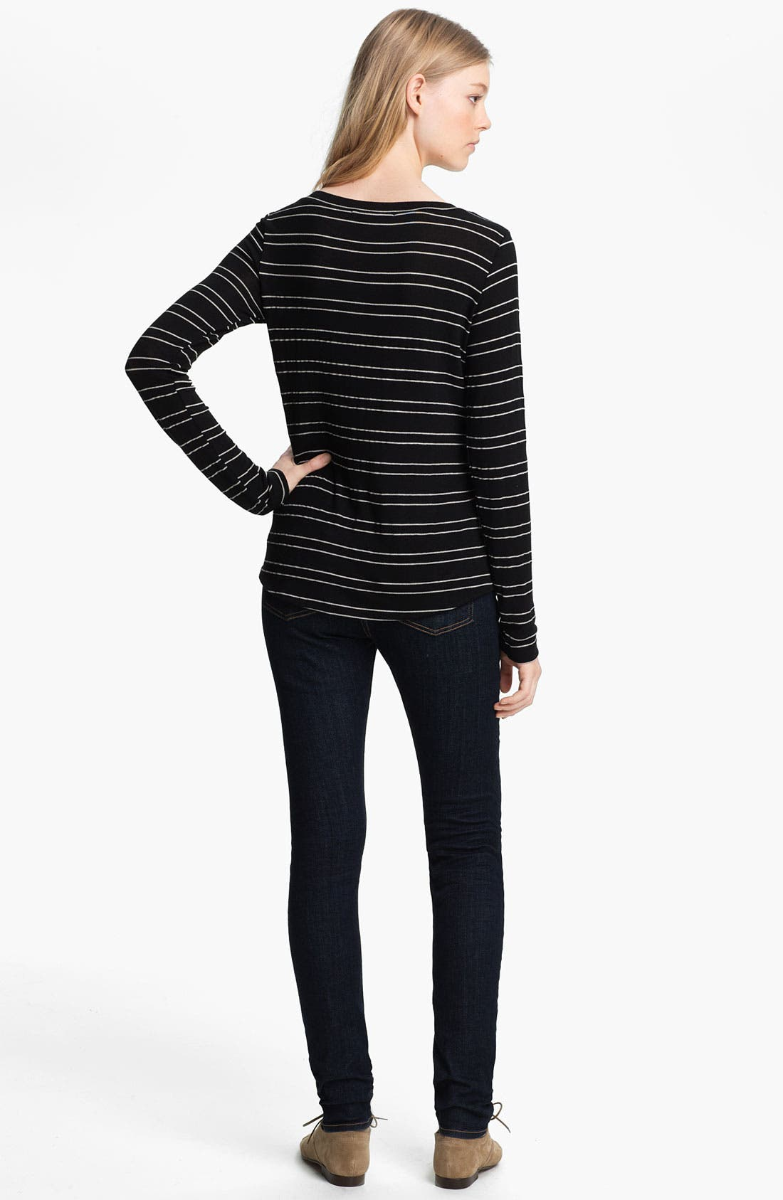 Alternate Image 2  - Kain 'Una' Stripe Sweater