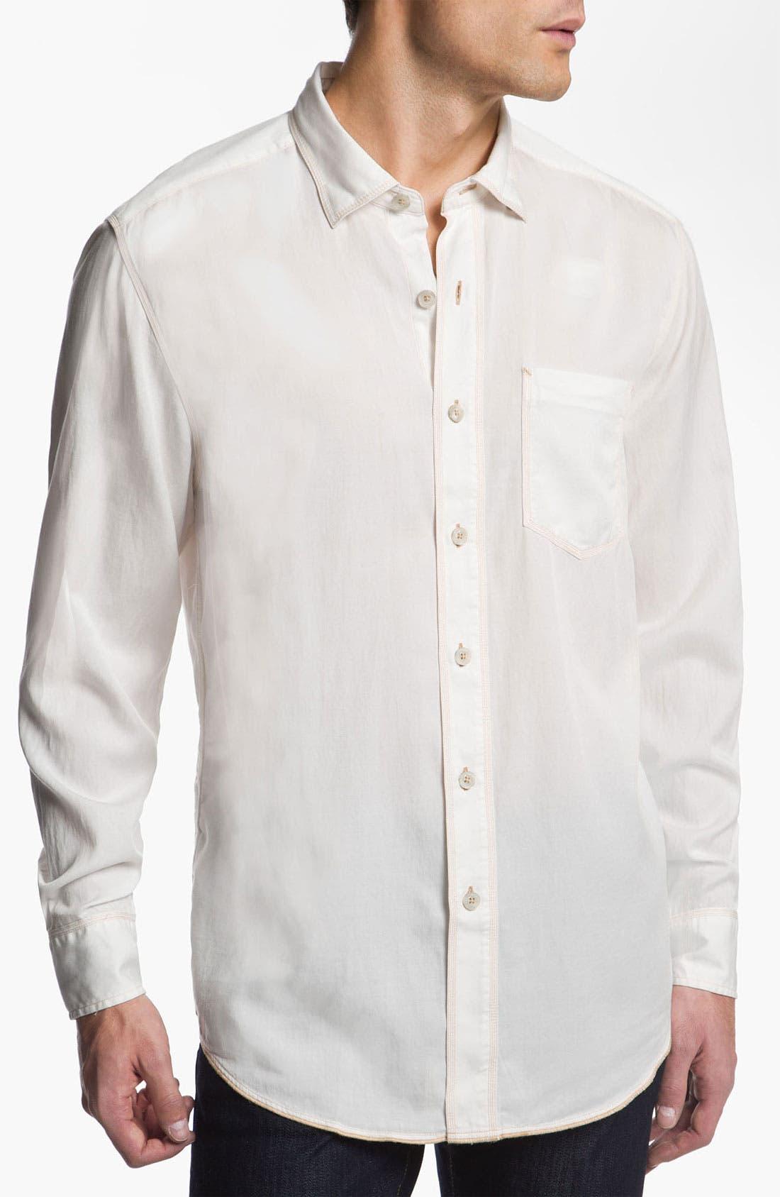 Alternate Image 1 Selected - Tommy Bahama Denim 'Twilly Nelson' Shirt