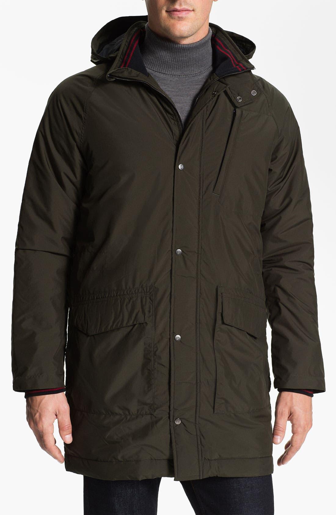 Alternate Image 1 Selected - Victorinox Swiss Army® 'Brompton' Coat (Online Exclusive)