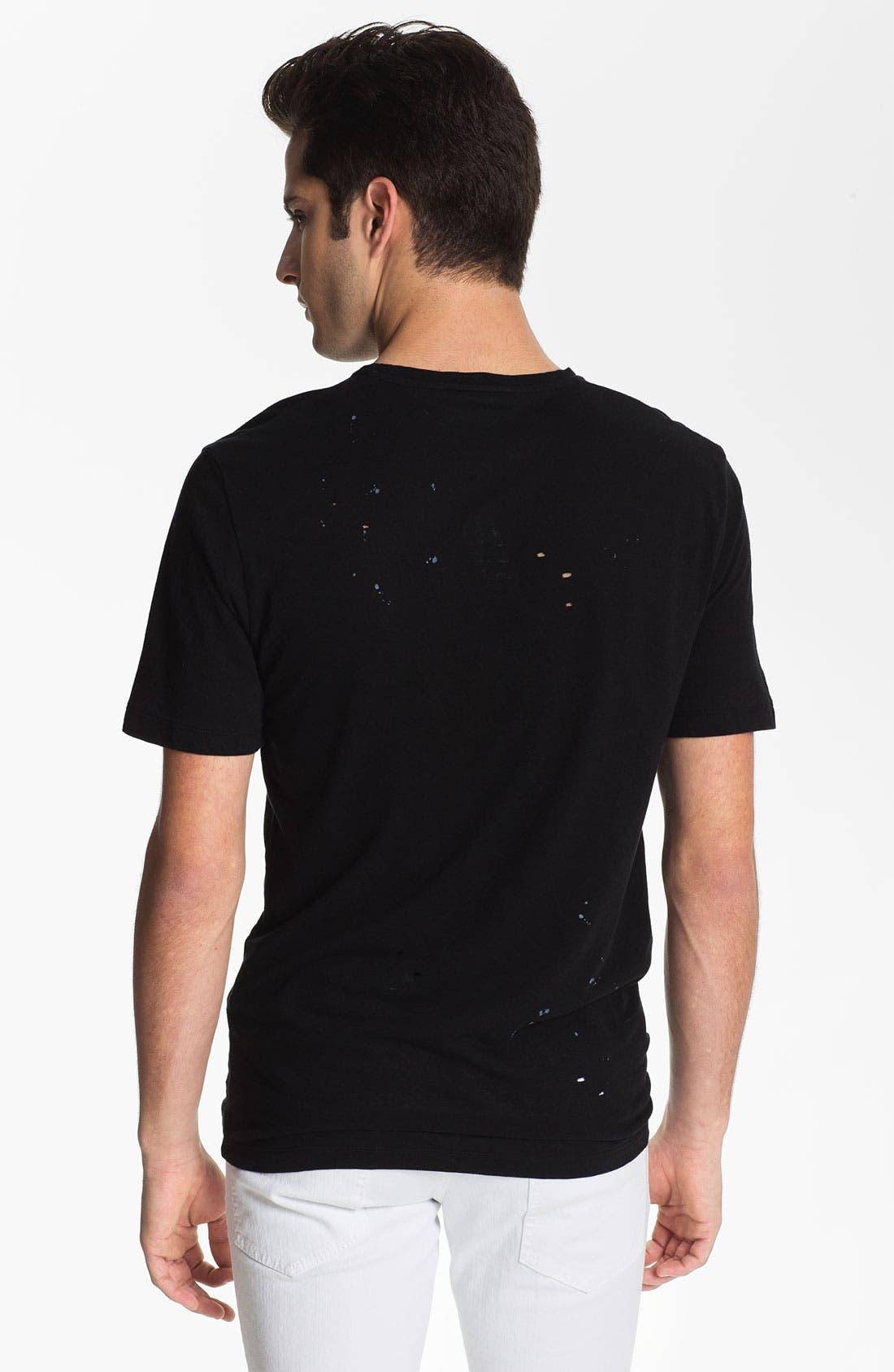 Alternate Image 2  - Dsquared2 'Dan & Dead Skull' Graphic T-Shirt