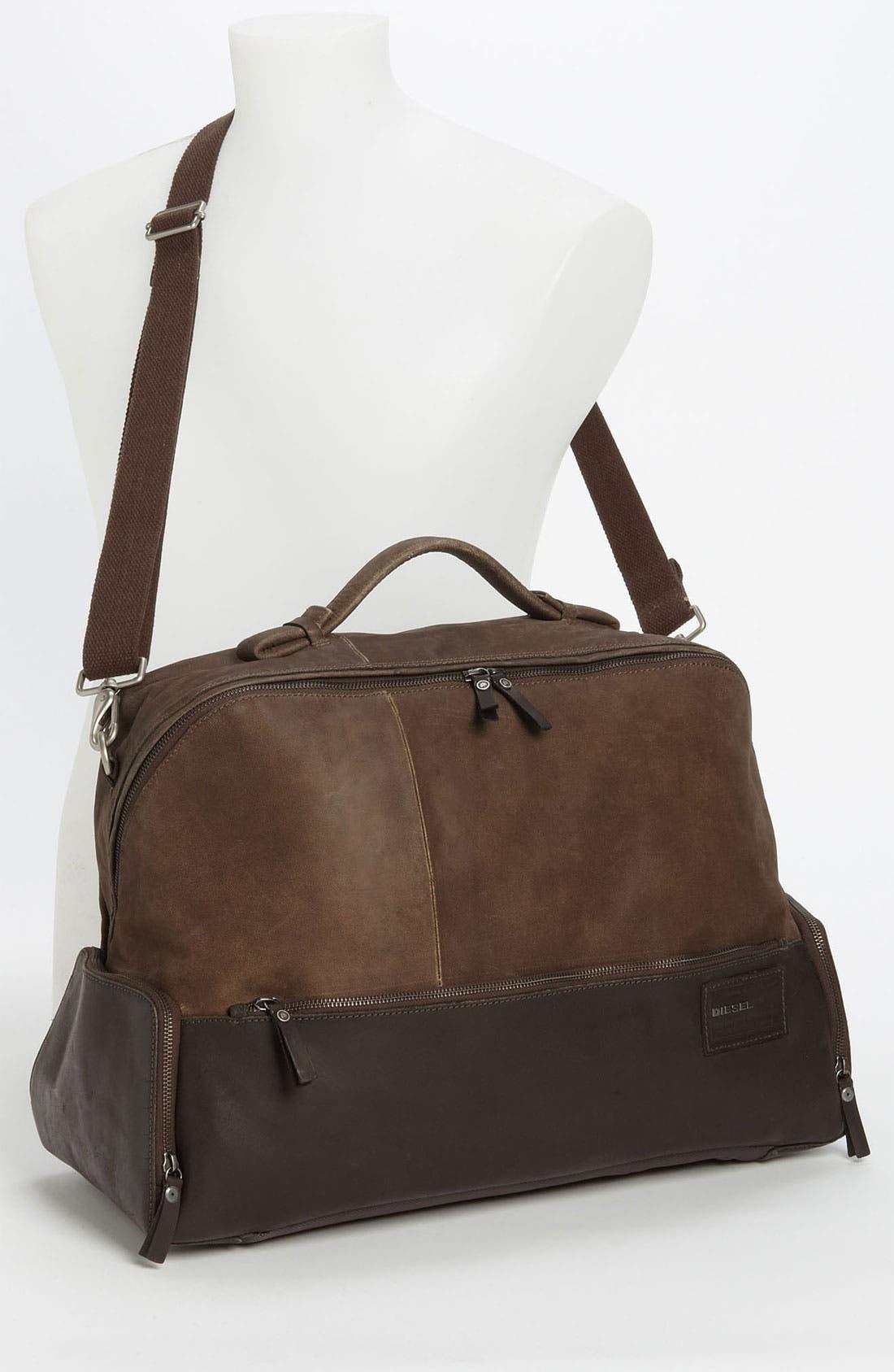 Alternate Image 2  - DIESEL® 'Mad Words - VI8' Duffel Bag