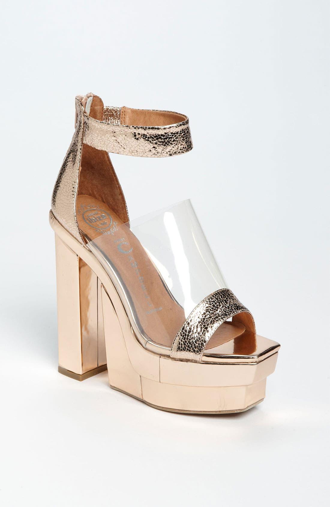 Alternate Image 1 Selected - Jeffrey Campbell 'Medina' Sandal