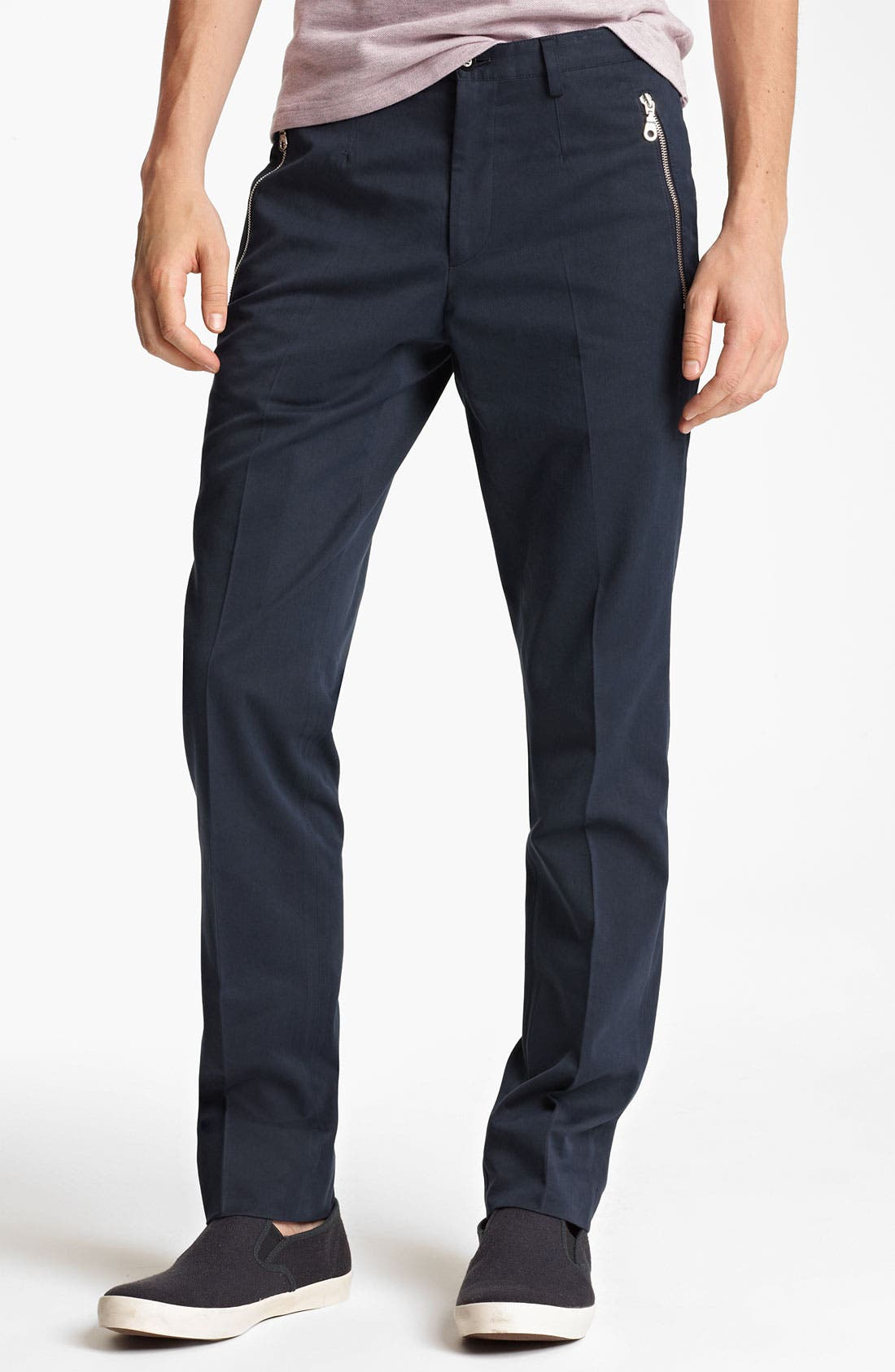 Alternate Image 1 Selected - KENZO Slim Fit Pants