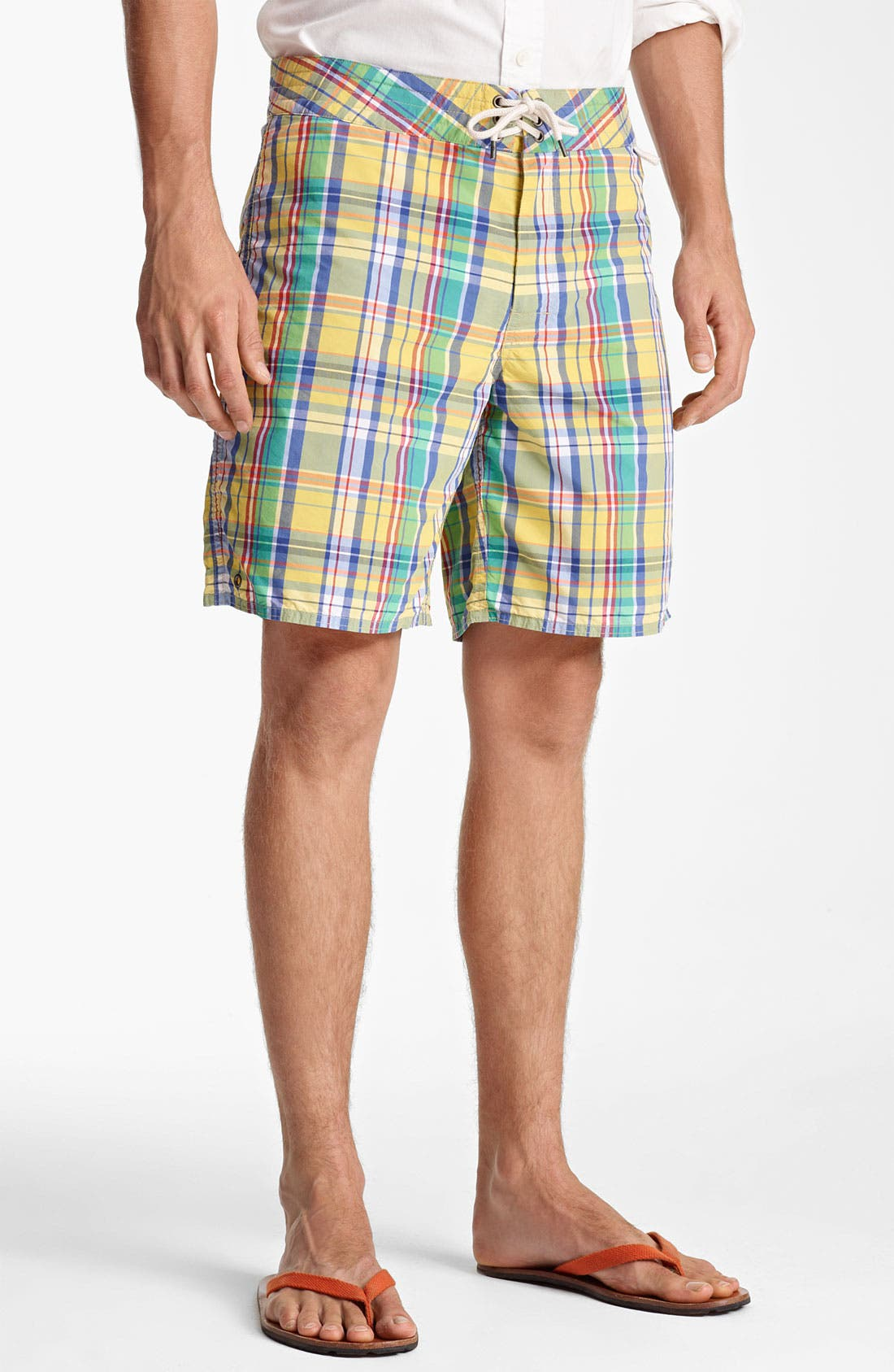 Alternate Image 1 Selected - Polo Ralph Lauren 'Palm Island' Board Shorts