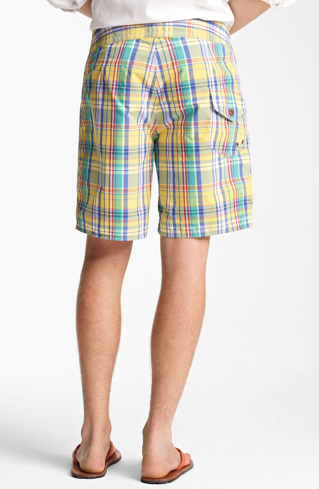 Alternate Image 2  - Polo Ralph Lauren 'Palm Island' Board Shorts