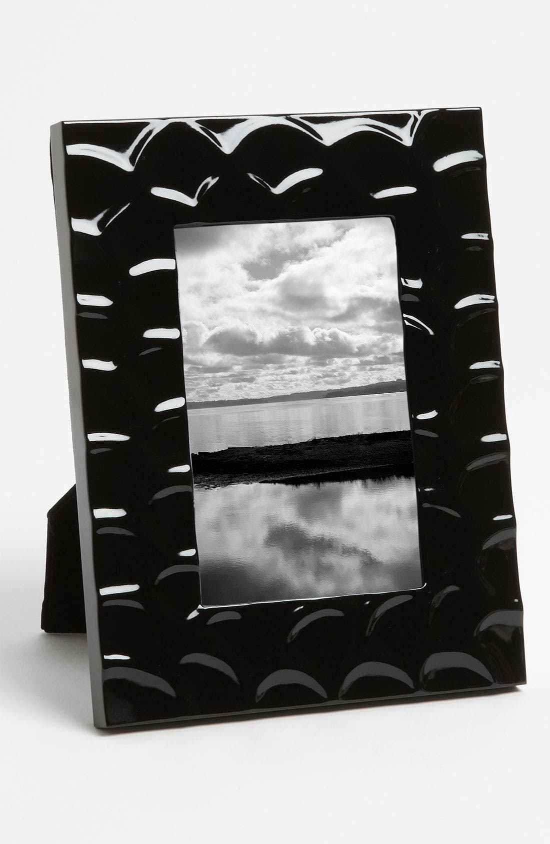 Main Image - Lacquered Wood Picture Frame