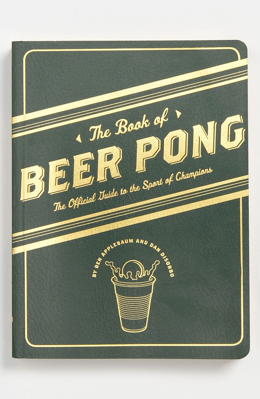 Main Image - 'The Book of Beer Pong' Book