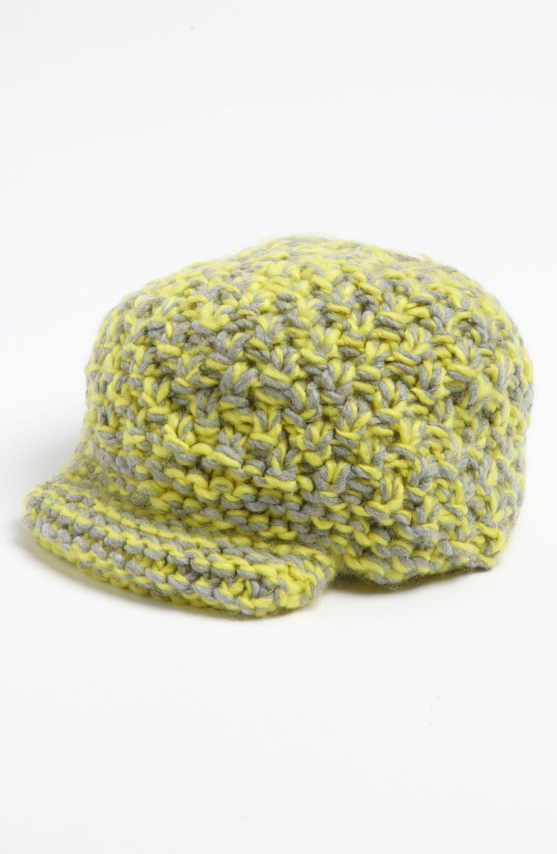 Alternate Image 1 Selected - Echo Knit Hat (Girls)