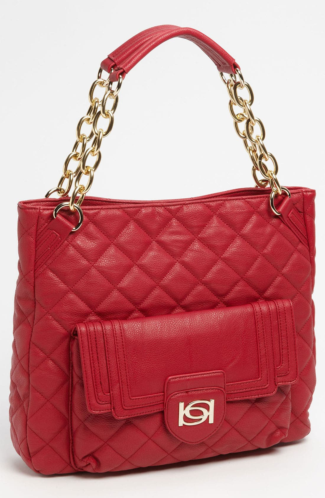 Main Image - bebe 'Darcy' Quilted Tote