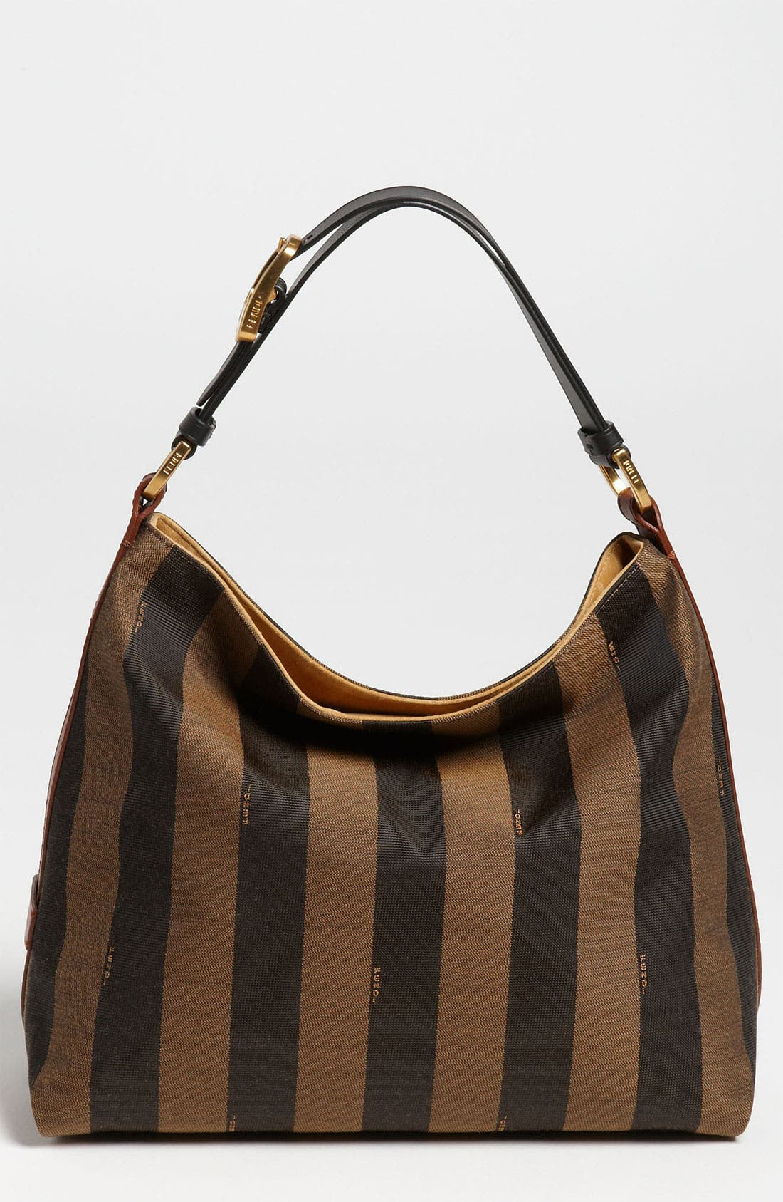 Alternate Image 1 Selected - Fendi 'Pequin - Small' Hobo