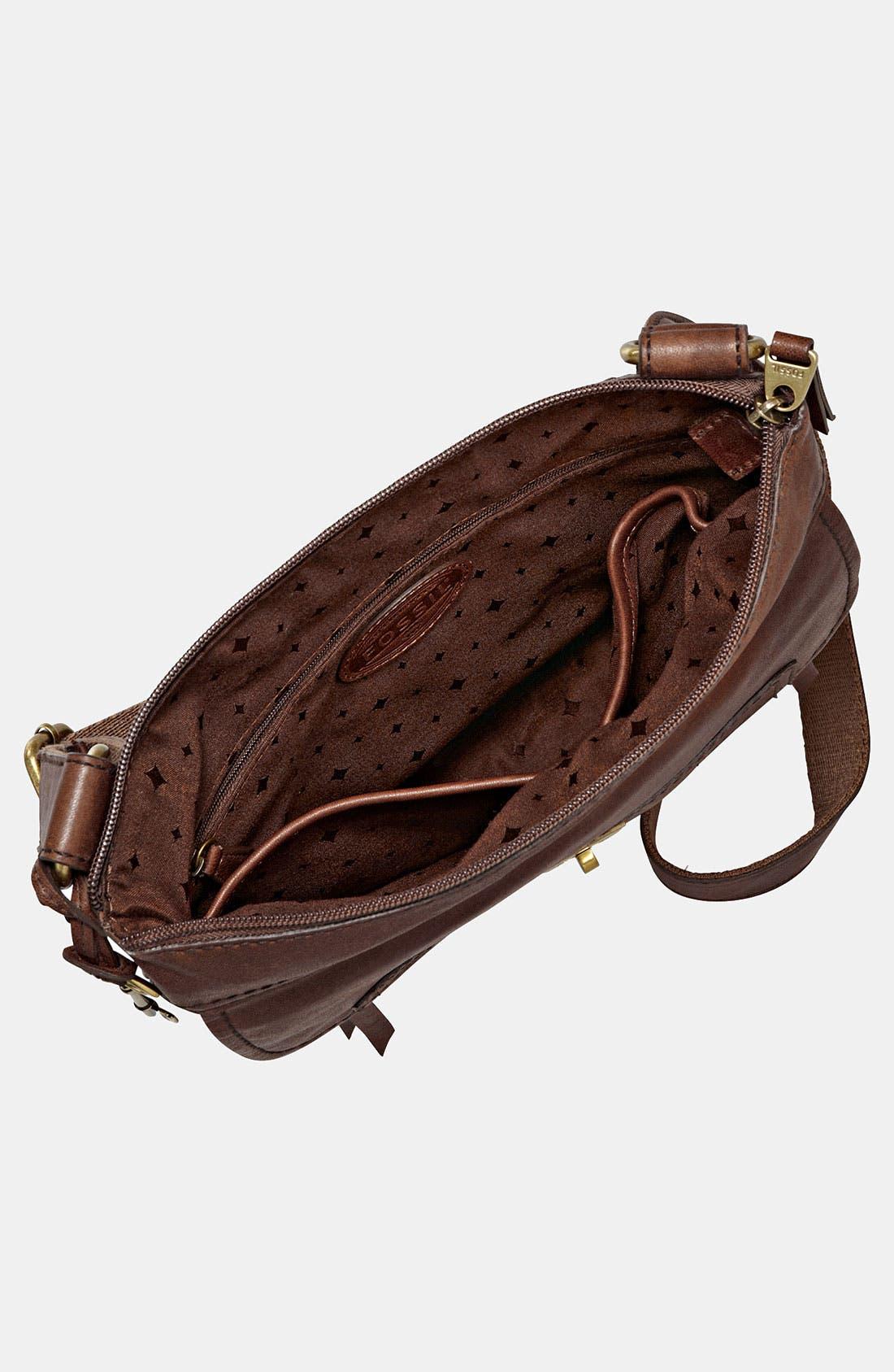 Alternate Image 2  - Fossil 'Stanton Traveler' Crossbody Bag
