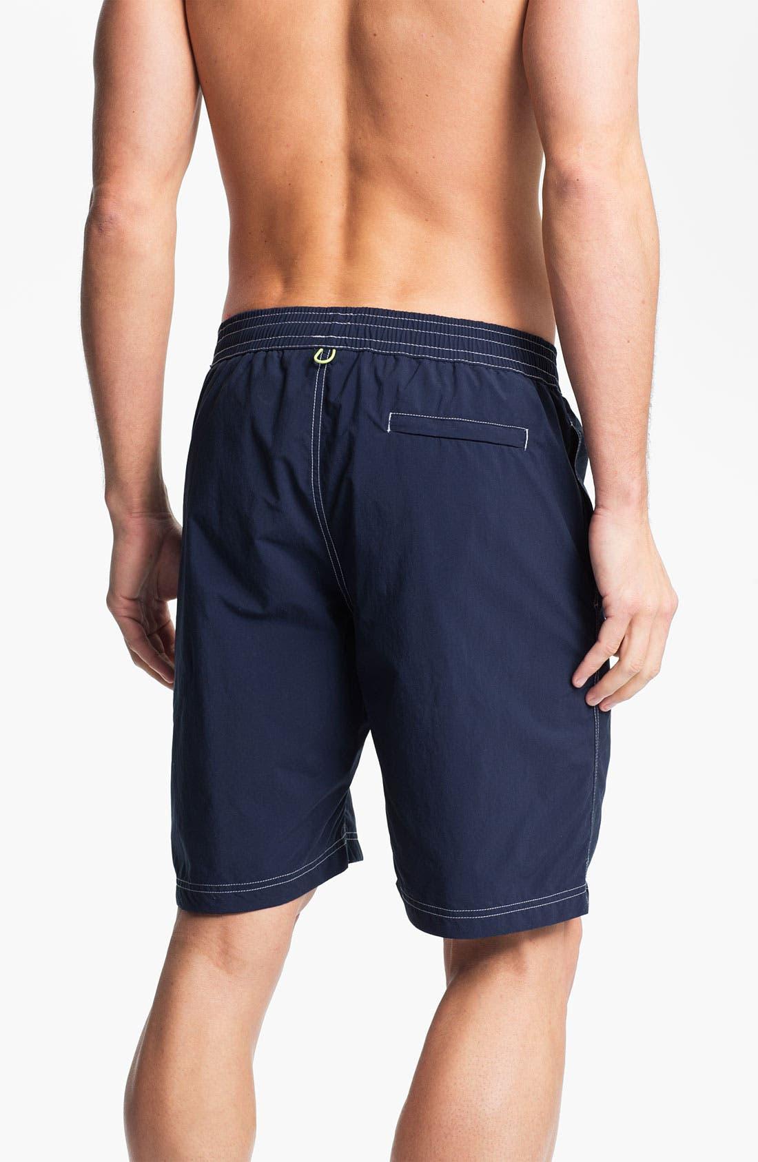 Alternate Image 2  - Maker & Company 'Pukka' Swim Shorts (Online Only)