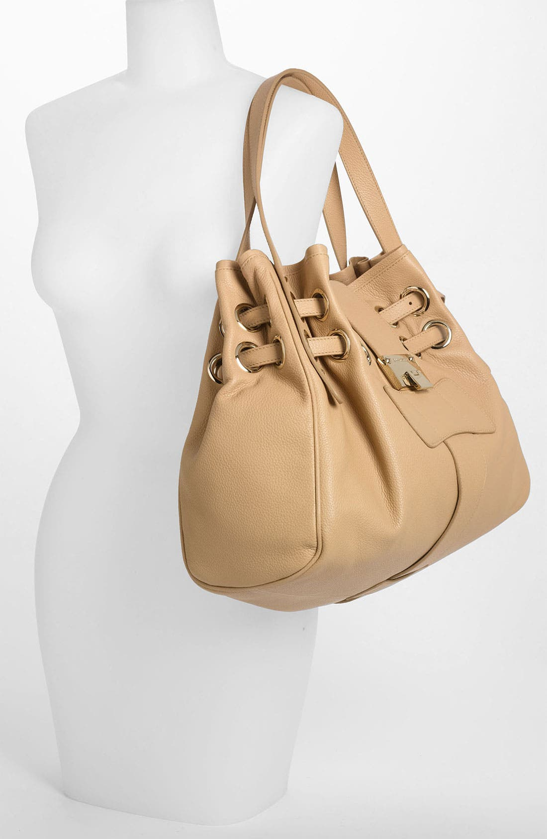 Alternate Image 2  - Jimmy Choo 'Ramona' Leather Shopper