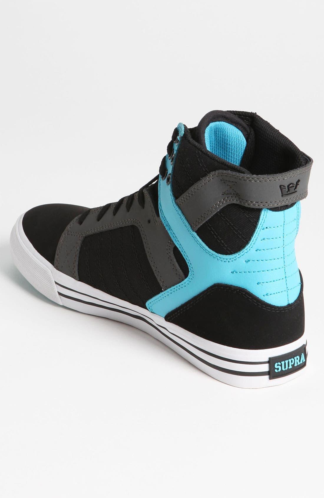 Alternate Image 2  - Supra 'Skytop' Sneaker (Men)