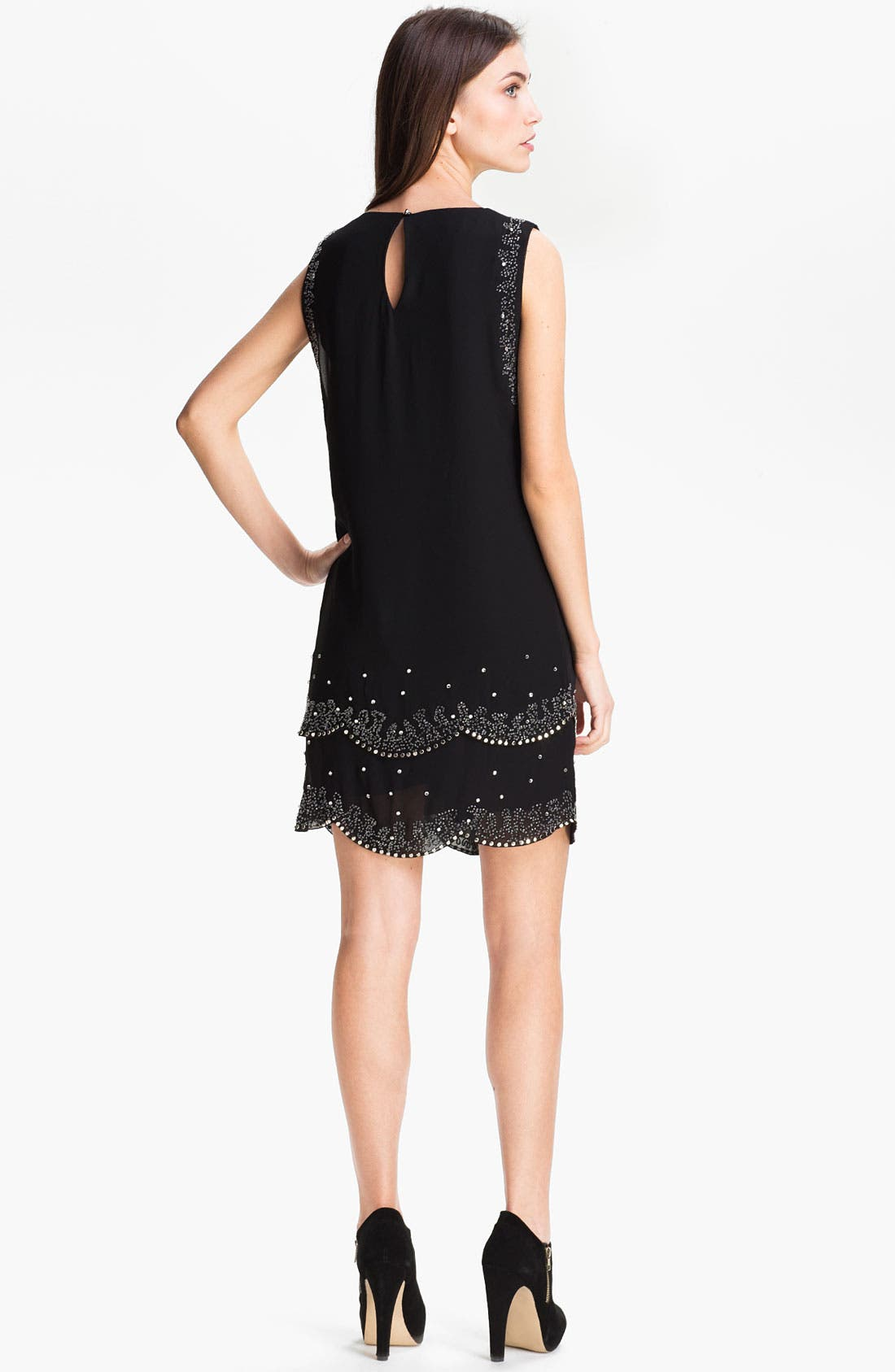Alternate Image 2  - Ted Baker London Embellished Shift Dress