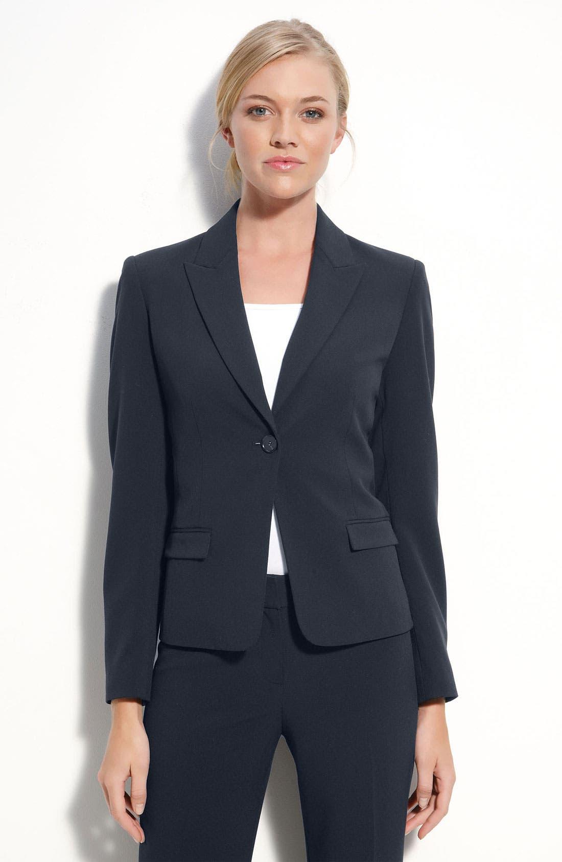 Main Image - T Tahari 'Maren' Jacket (Petite)