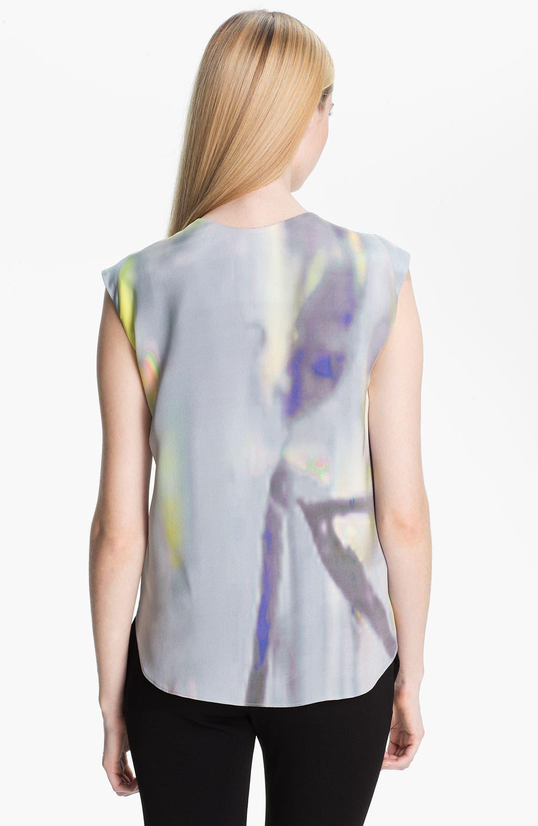 Alternate Image 2  - Theyskens' Theory 'Binta Iseau' Silk Top