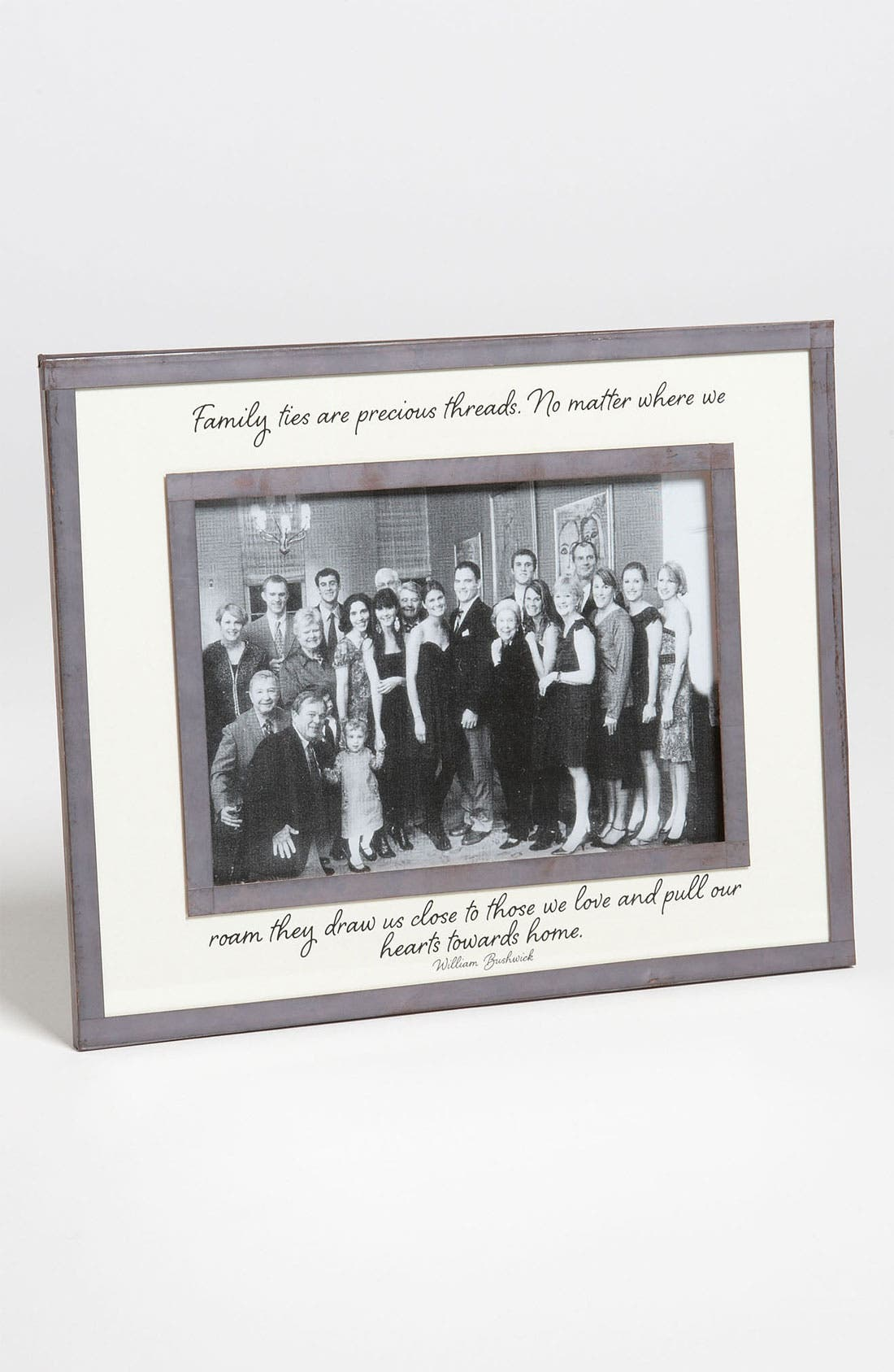 Main Image - Ben's Garden 'Family Ties Are Precious Threads' Picture Frame