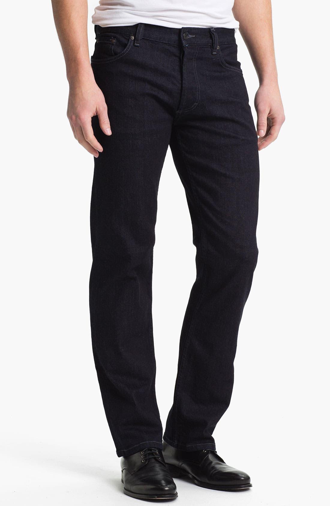 Alternate Image 1 Selected - HUGO Five-Pocket Jeans
