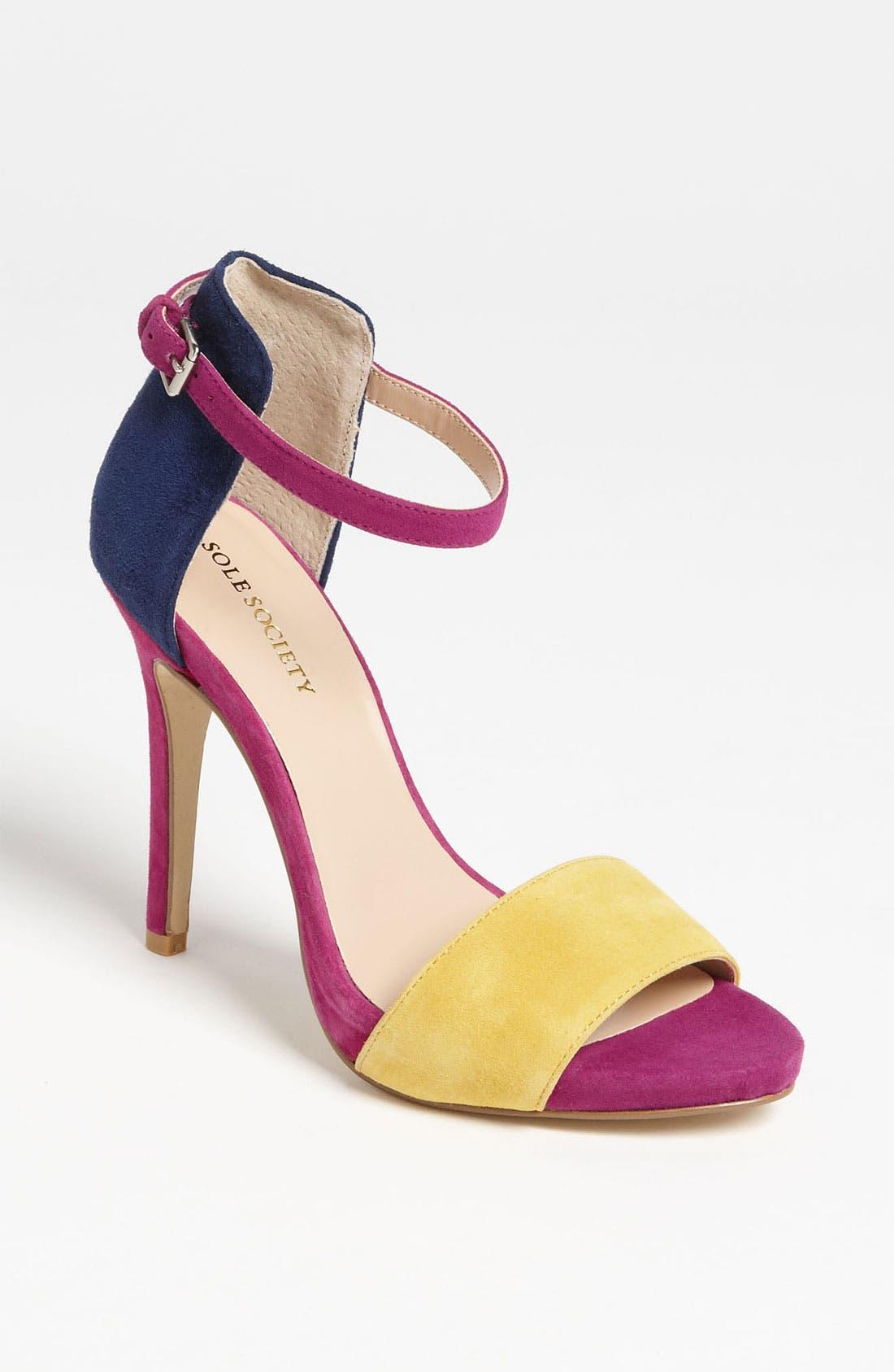 Main Image - Sole Society 'Sheila' Sandal