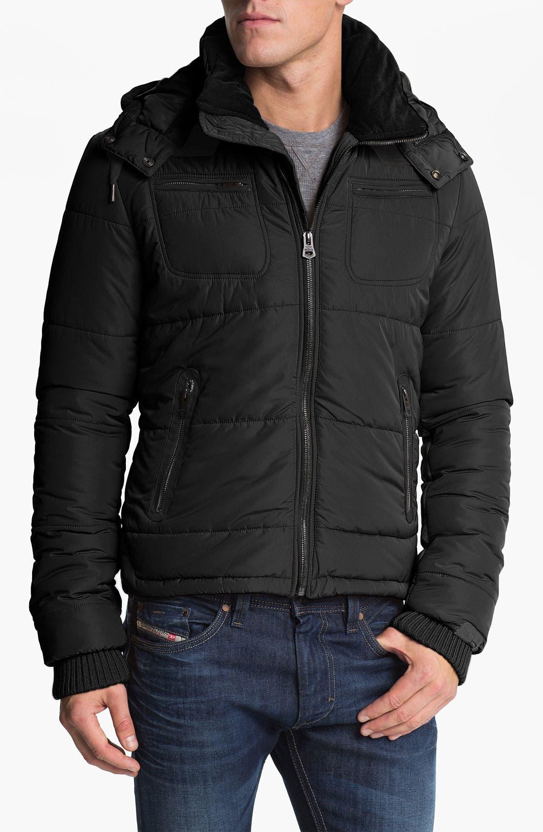 Alternate Image 1 Selected - DIESEL® 'Wiley' Jacket