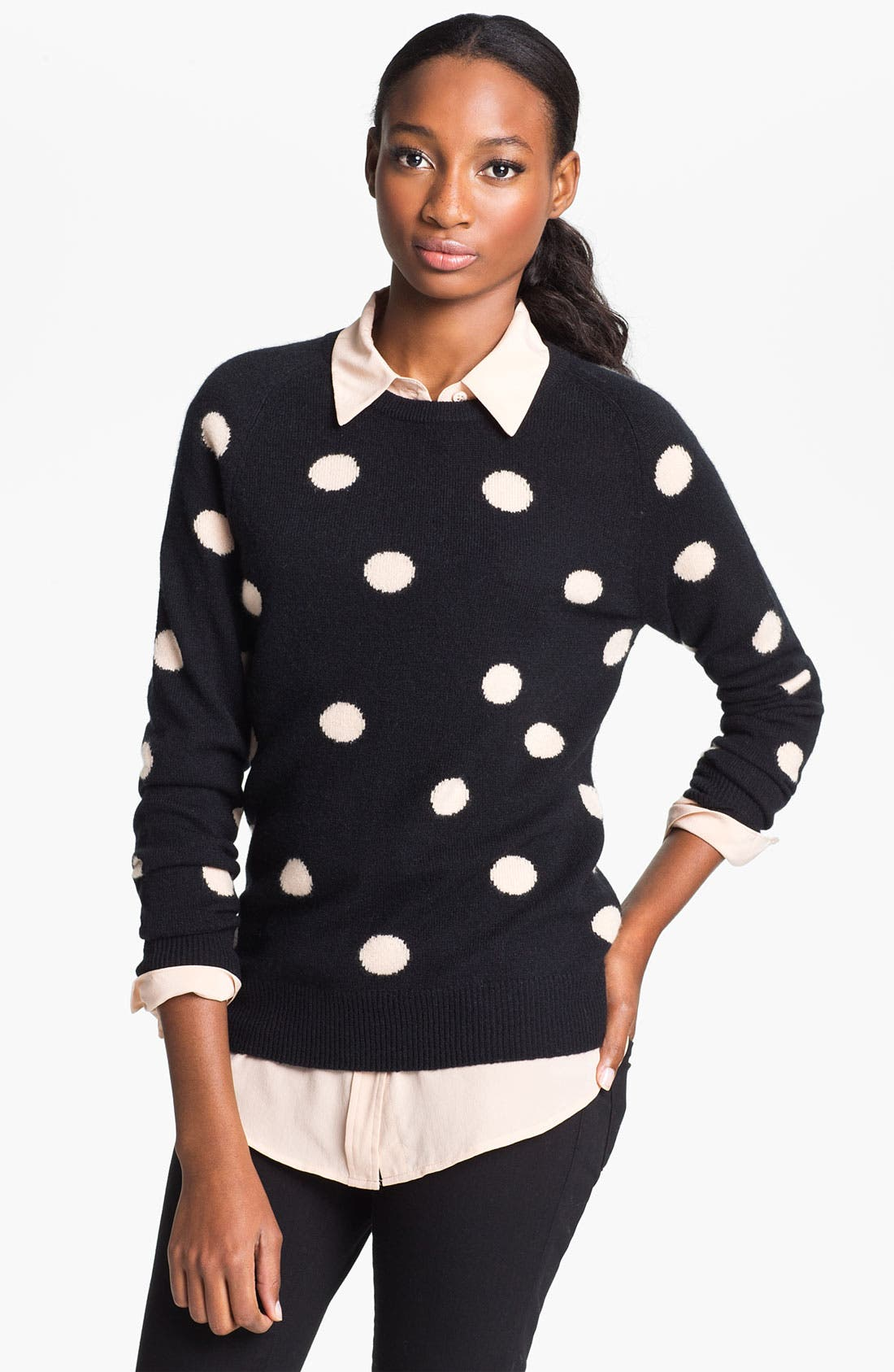 Alternate Image 1 Selected - Equipment 'Sloan' Cashmere Sweater