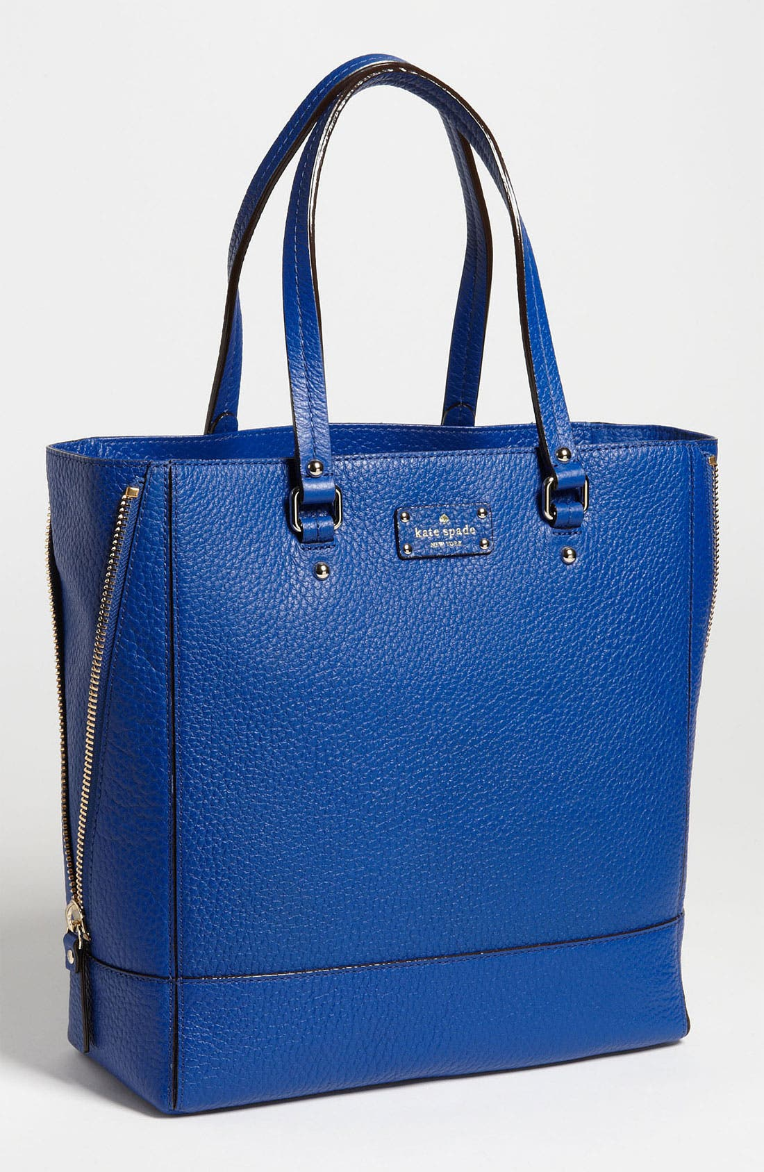 Main Image - kate spade new york 'grove court - thea' leather tote