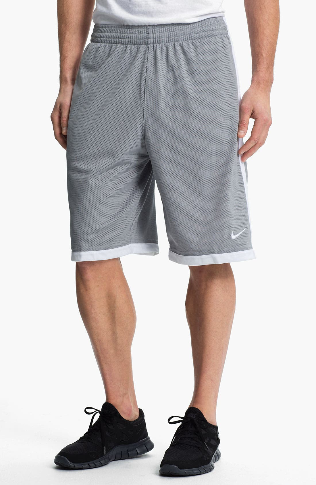 Alternate Image 1 Selected - Nike 'Money' Mesh Shorts