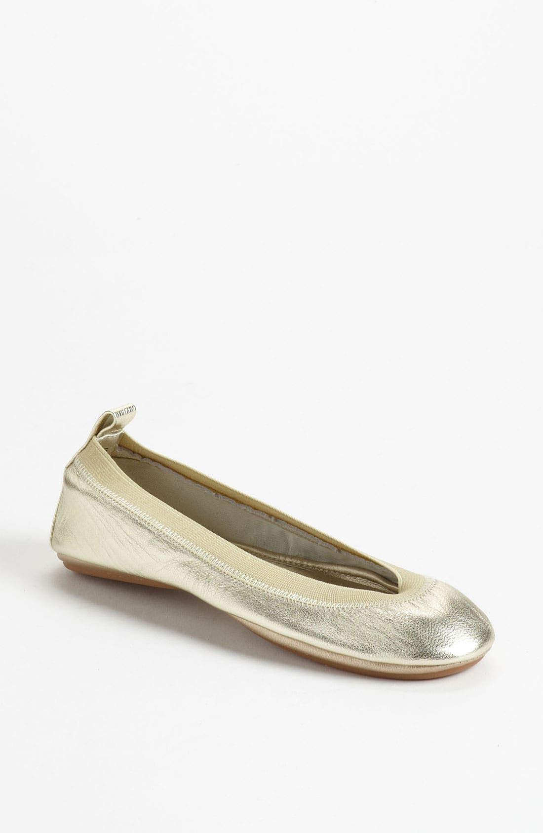 Main Image - Yosi Samra Foldable Ballet Flat