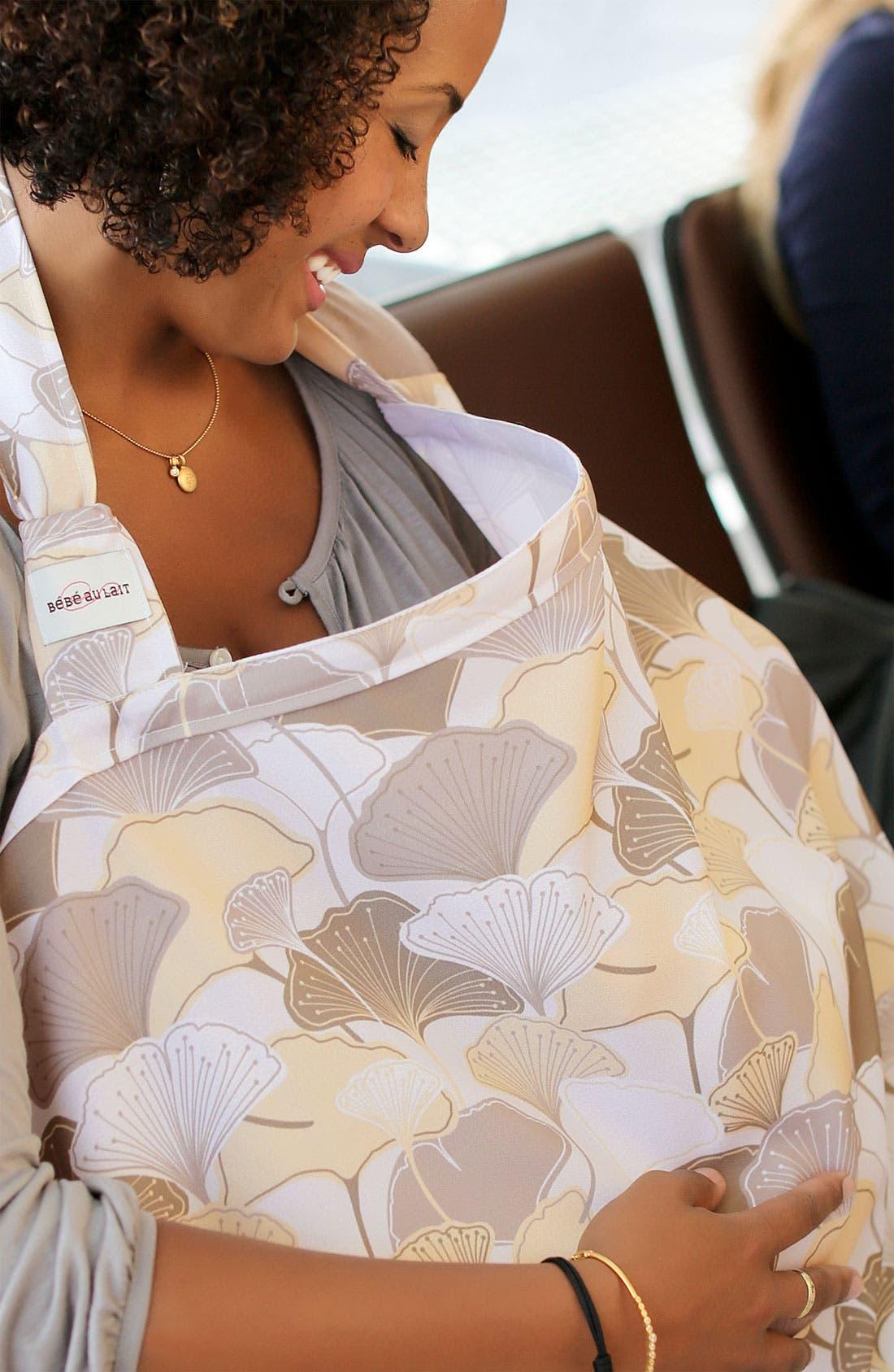 Alternate Image 1 Selected - Bébé au Lait Nursing Cover