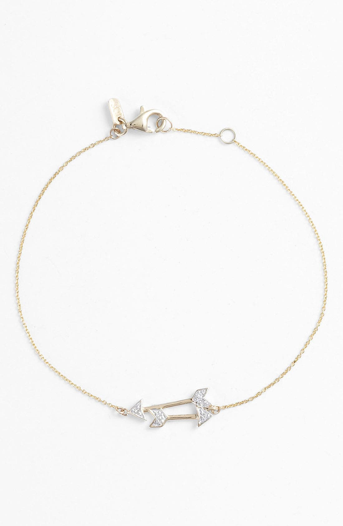 Main Image - Whitney Stern Double Arrow Bracelet