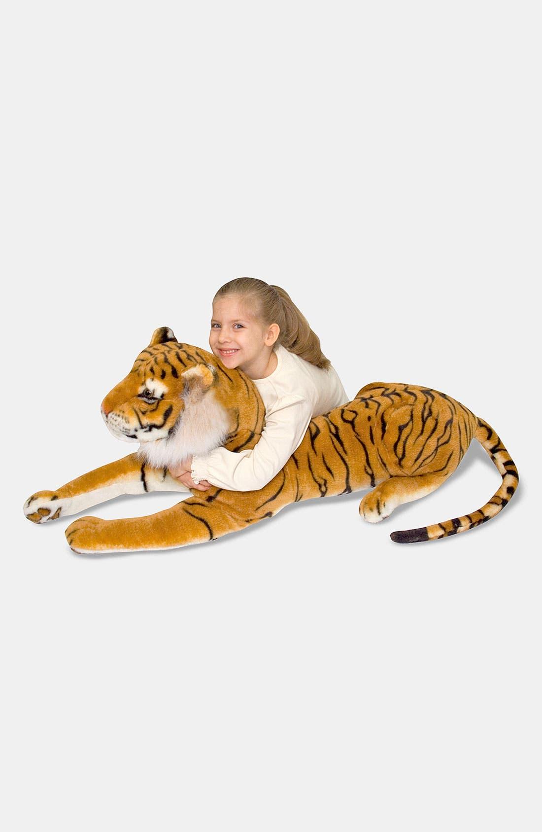 Main Image - Melissa & Doug Oversized Tiger