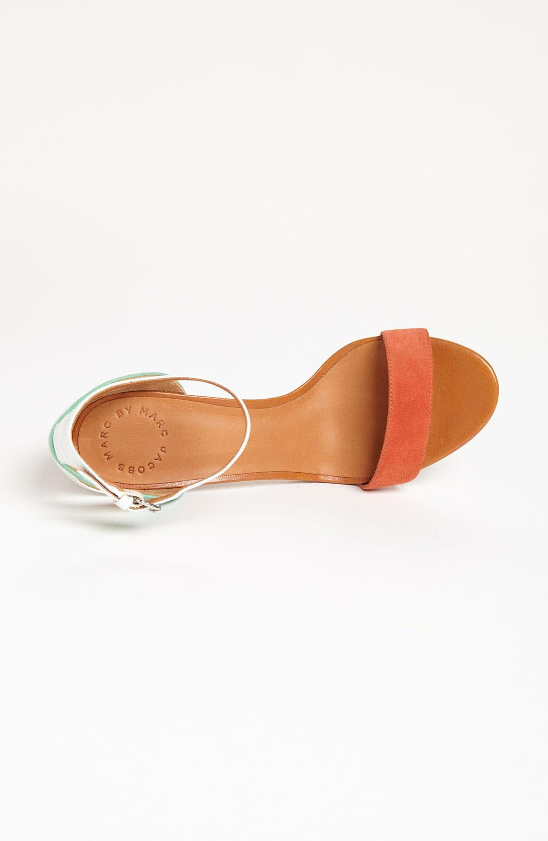 Alternate Image 3  - MARC BY MARC JACOBS 'Color Weave' Sandal