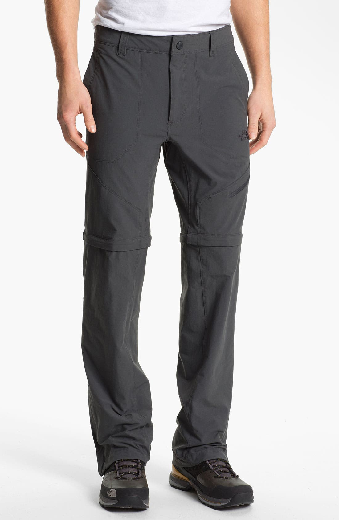 Alternate Image 1 Selected - The North Face 'Taggart' Convertible Pants