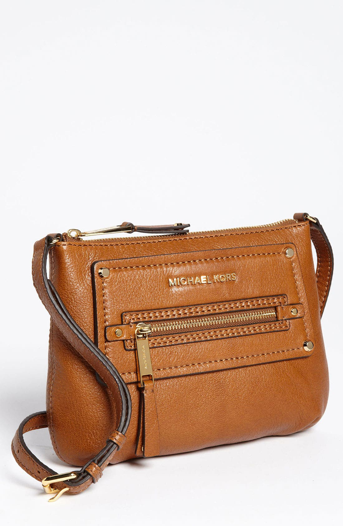 Alternate Image 1 Selected - MICHAEL Michael Kors 'Gilmore' Crossbody Bag