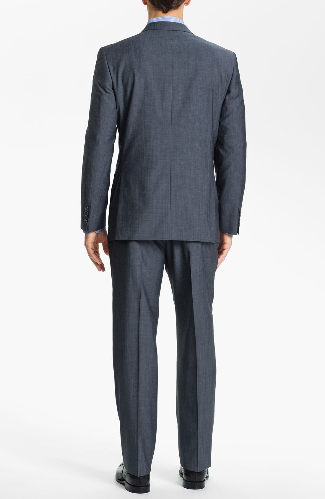Alternate Image 3  - Joseph Abboud Wool Suit