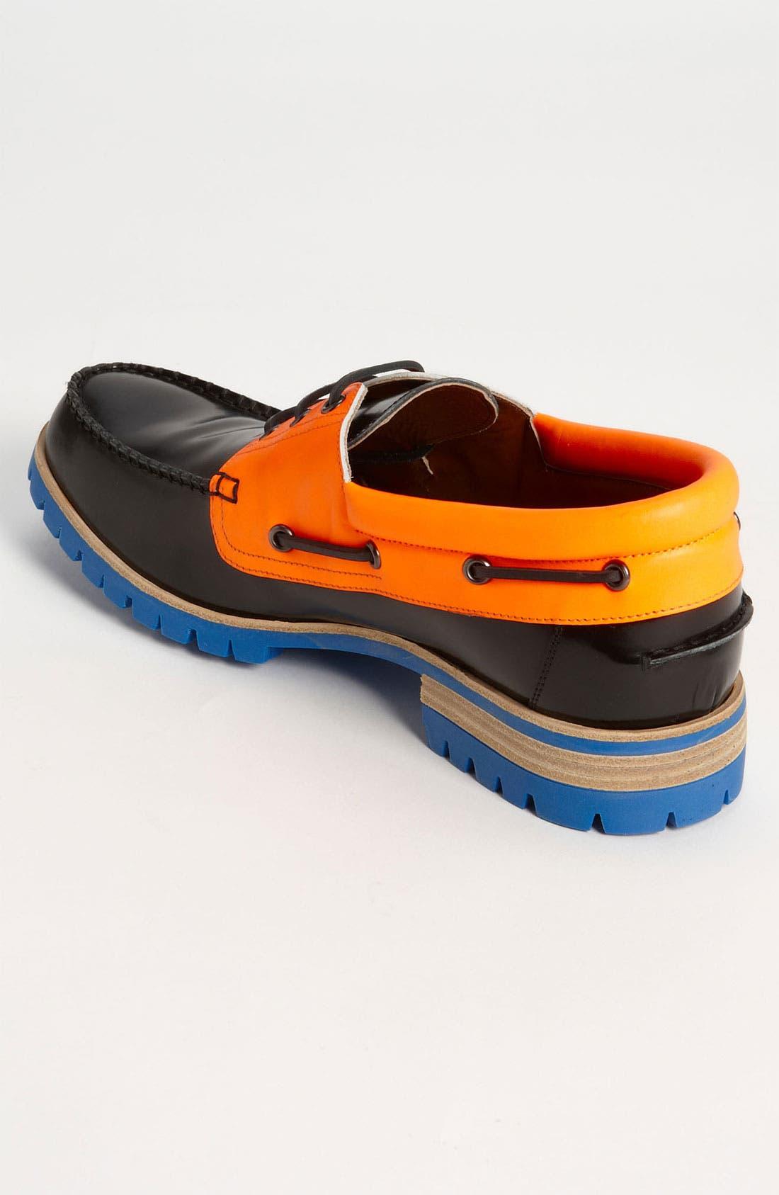 Alternate Image 2  - Dsquared2 Multicolor Boat Shoe