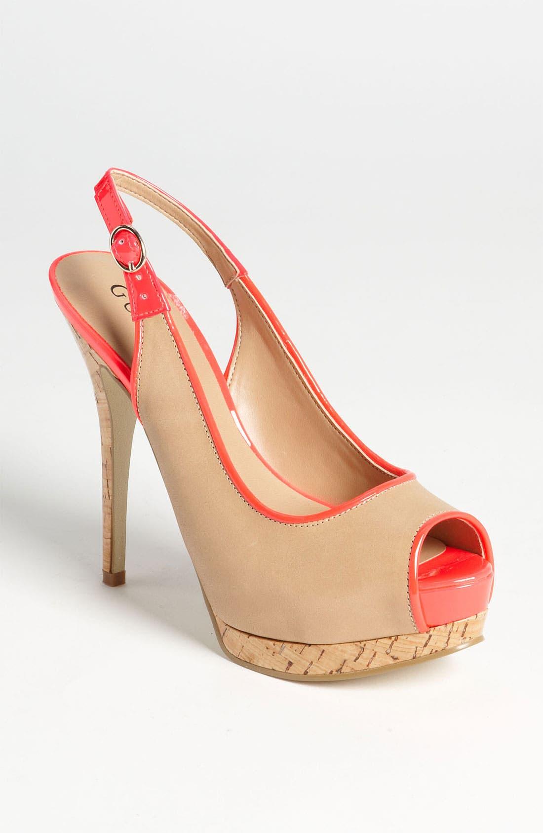 Main Image - GUESS 'Glenisa' Sandal