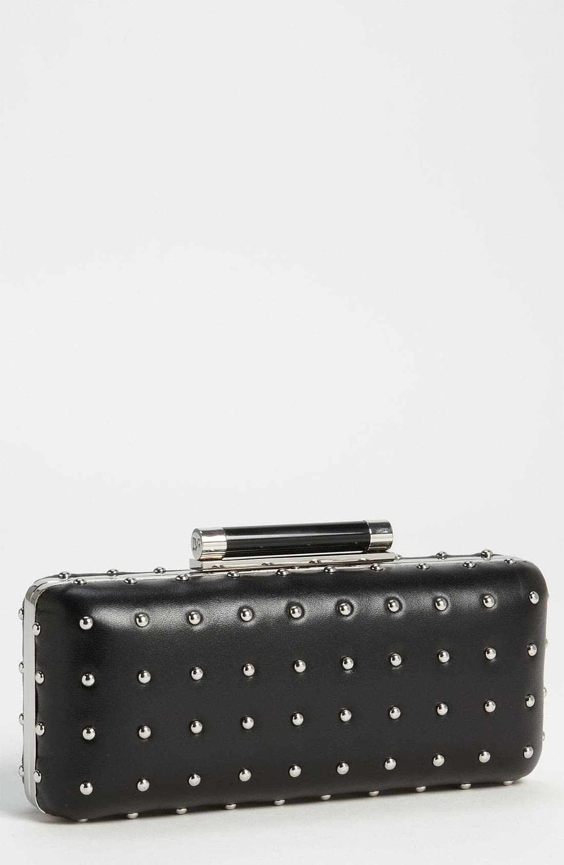 Alternate Image 1 Selected - Diane von Furstenberg 'Tonda' Studded Clutch