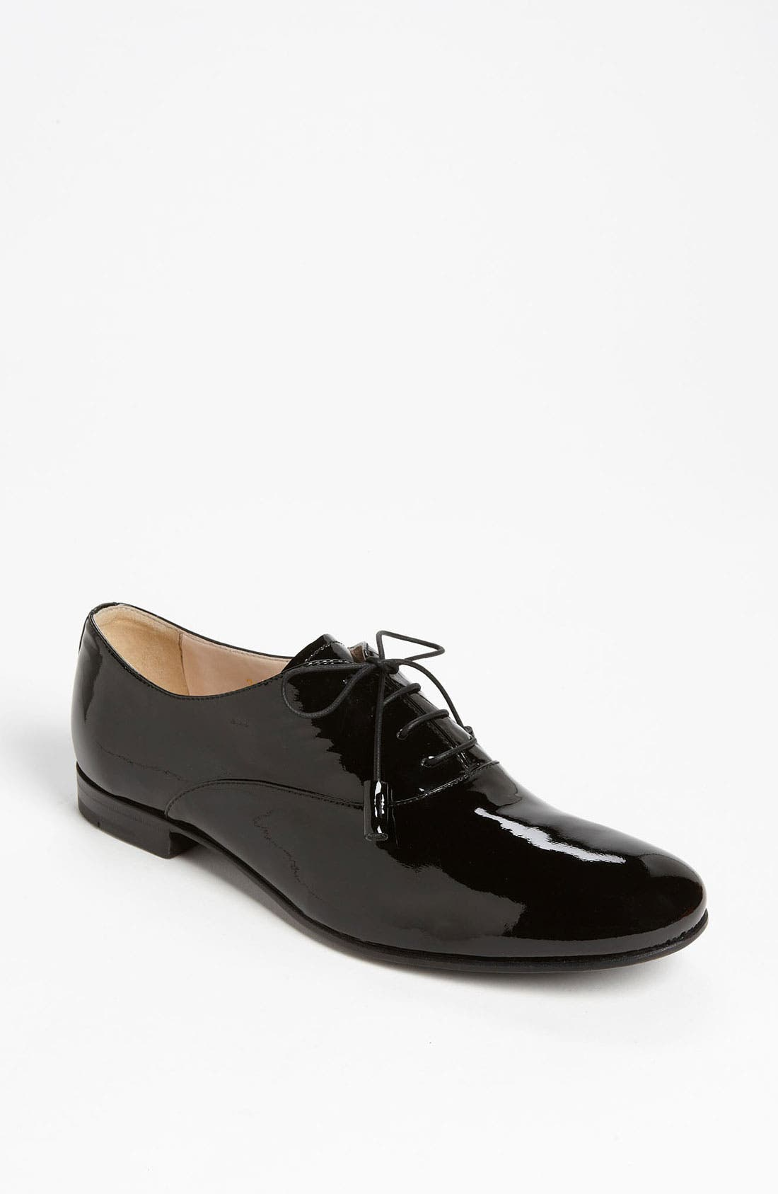 Alternate Image 1 Selected - Prada Lace-Up Oxford