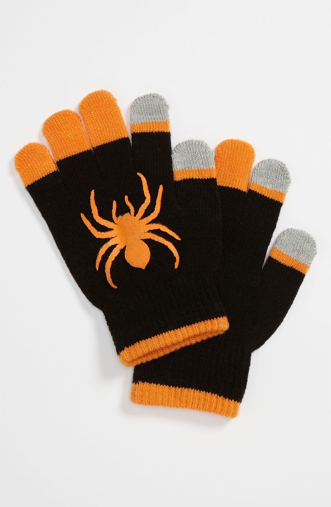 Alternate Image 1 Selected - Nolan Glove 'Spider' Gloves (Little Boys)