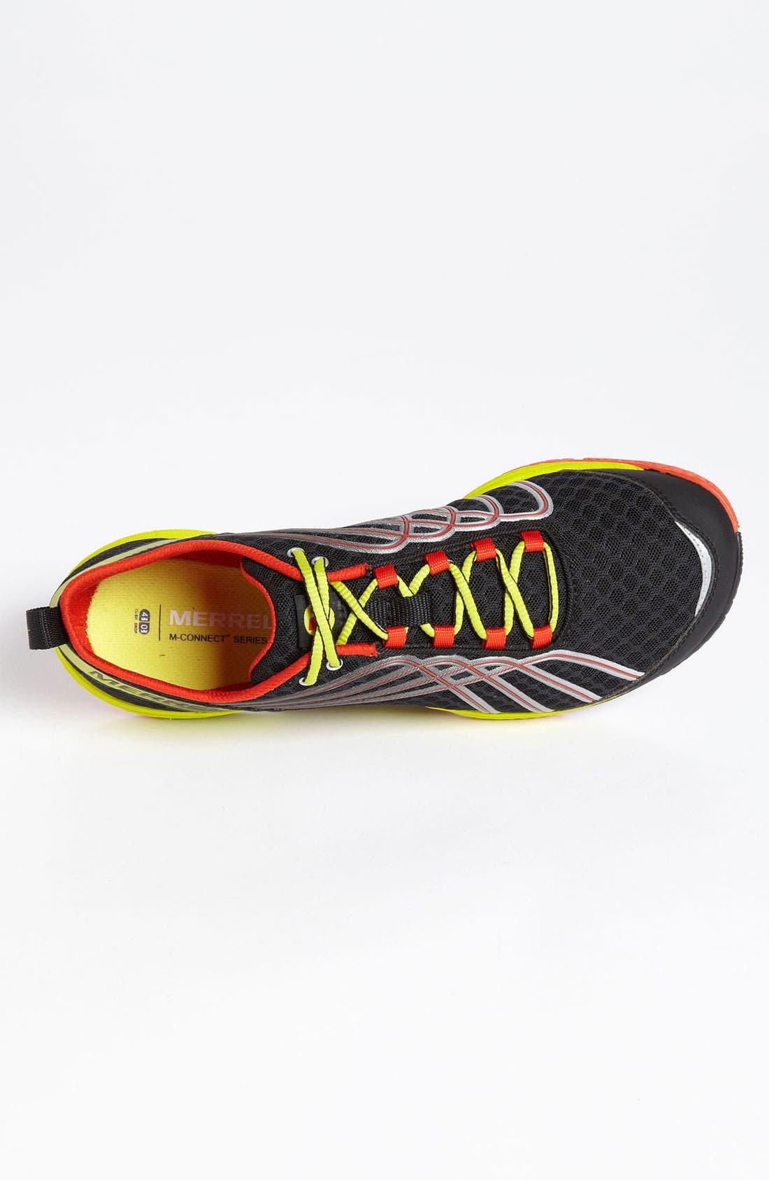 Alternate Image 3  - Merrell 'Road Glove 2' Running Shoe (Men)